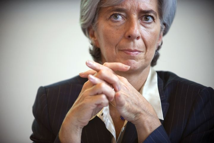 IMF Headquarters May Move to Beijing in a Decade, Says Its Director Lagarde