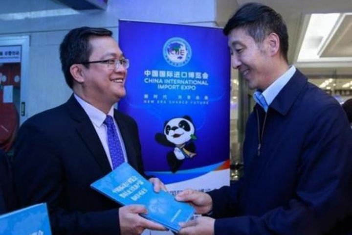 In First, Shanghai Waives Licenses for Baby Milk Powder on Show at 2nd CIIE