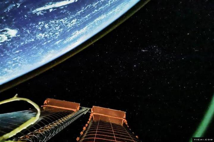 [In Photos] A View of Earth From China's Space Station