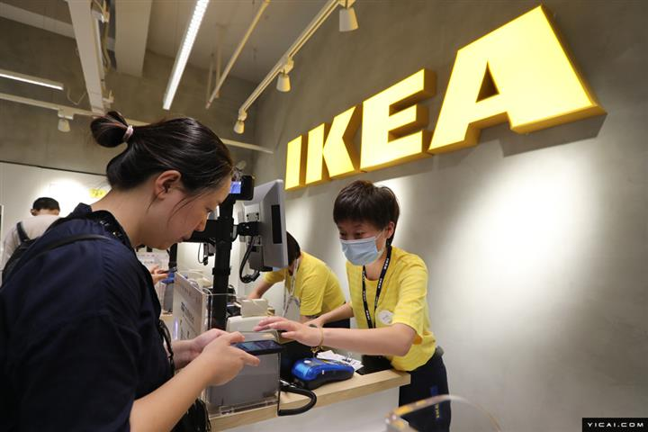 [In Photos] IKEA China Opens Its Premiere City Store in Shanghai
