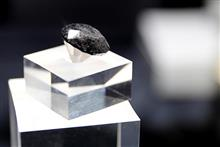 [In Photos] Rare 88-Carat Black Diamond to Be on Show at Shanghai's CIIE