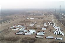 [In Photos] Work Begins on Isolation Center With 3,000 Prefabs in China's Shijiazhuang