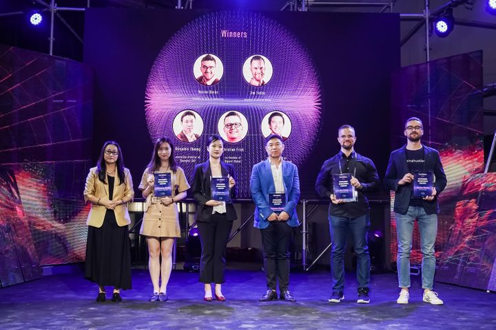 [In Photos] Yicai Global Honors Yicai Brilliant 2019 Winners at Slush Shanghai