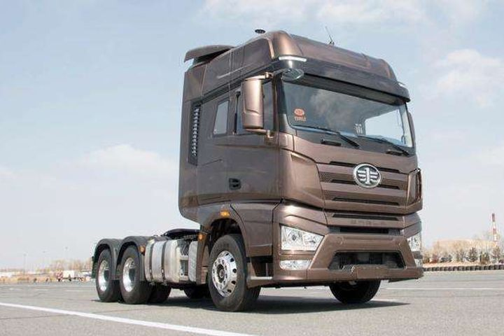 Independently-Developed Smart Trucks Successfully Complete Highway Testing in China