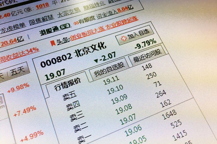 Insider Sales Send Beijing Culture Shares Sliding Even as Its Wolf Warriors II Still Leads the Pack