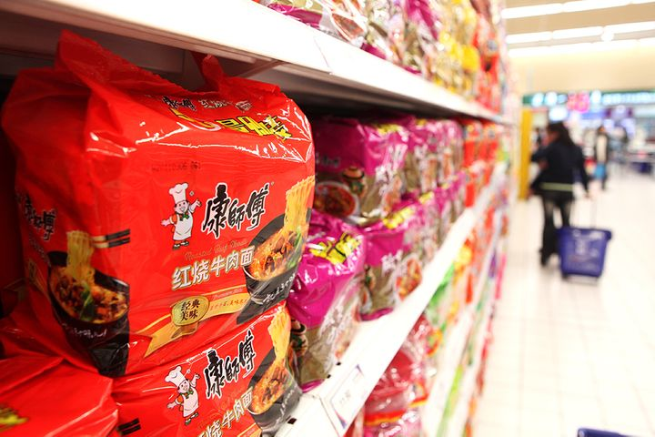Instant Noodles Shares Climb in World's Biggest Virus-Hit Market