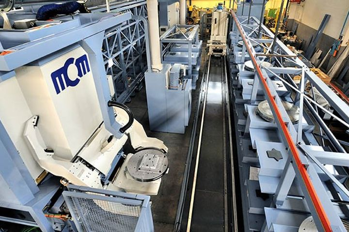 Italy's MCM Becomes Supplier of China's Aerospace Giant AVIC's Chengdu Unit