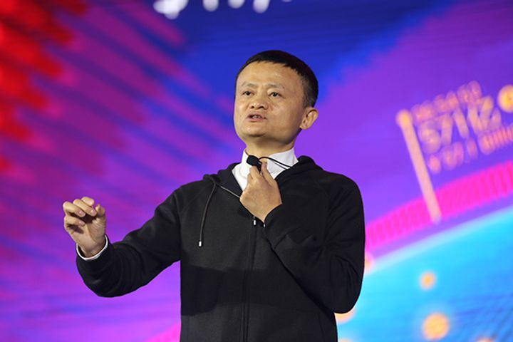 Jack Ma Overtakes Tencent's Pony Ma to Become China's Richest Person