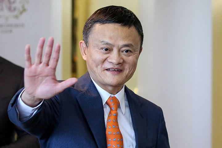 Jack Ma Seals Alibaba's Deal to Set Up Russia's New E-Commerce Platform With Partners