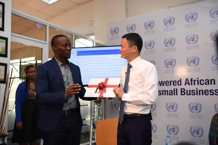 Jack Ma to Invite up to 500 African Entrepreneurs to Learn Business Skills in Hangzhou