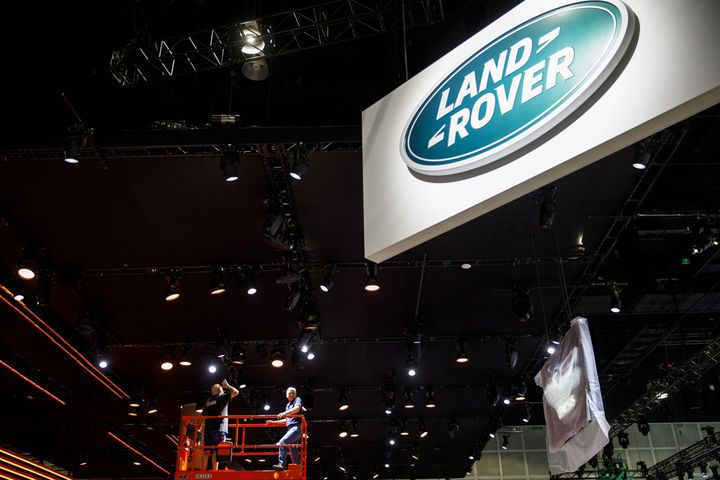 Jaguar Land Rover Denies Reports Great Wall in Talks to Buy UK Carmaker