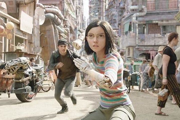 James Cameron Fails to Replicate Avatar Success in China With Alita