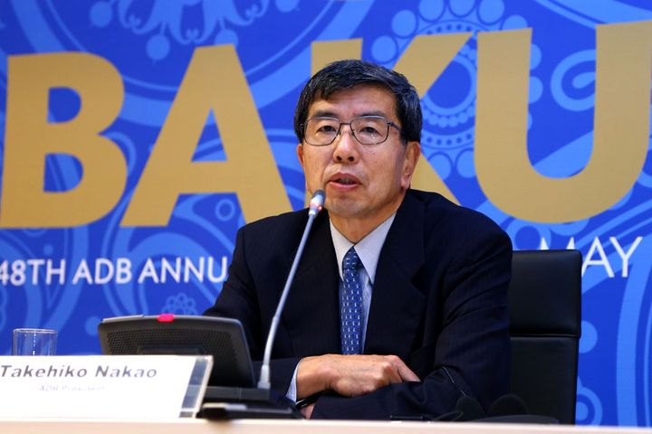 Japan's Ex-Vice Finance Minister May Become Next ADB President