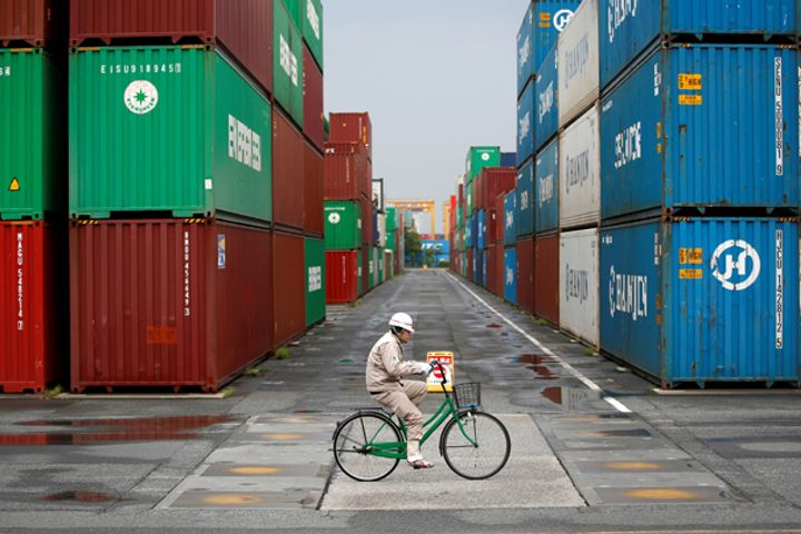 Japan's Exports to China Hit Record High on Increase in Electronic Component Shipments