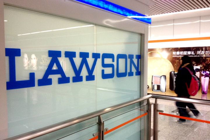 Japan's Lawson Takes Over Chinese Convenience Store OurHours