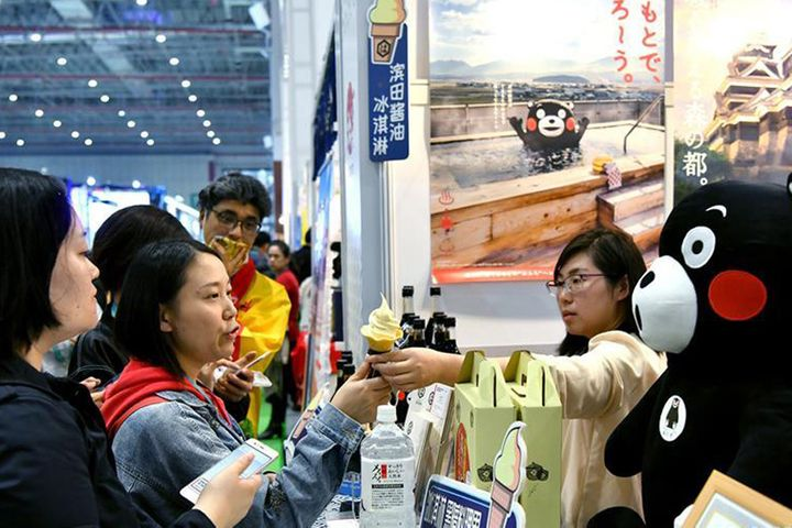 Japan Sends 158 Small, Medium Firms to 2nd CIIE to Show Off Latest Concepts, Technologies