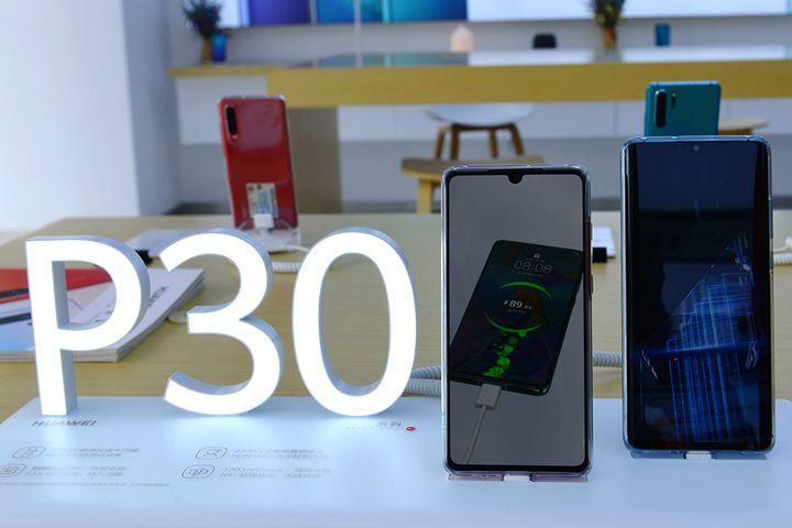 Japan's Softbank, KDDI to Start Selling Huawei's P30 Lite