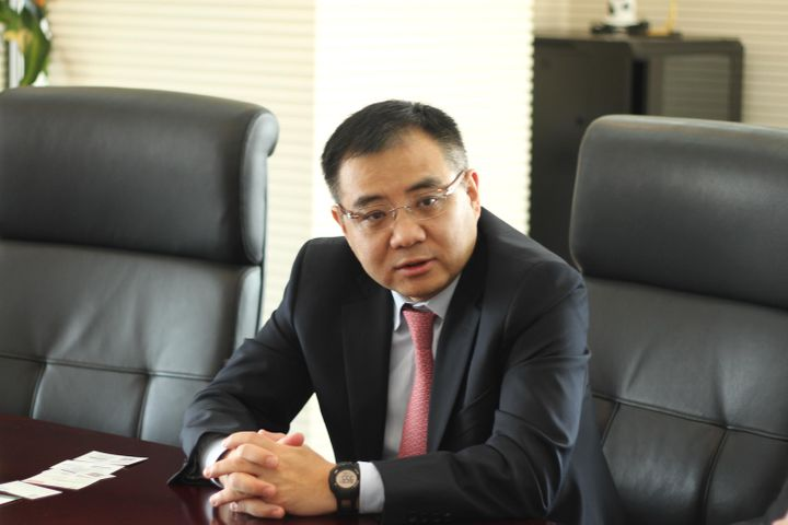 Jason Luo Steps Up as Head of Ford China
