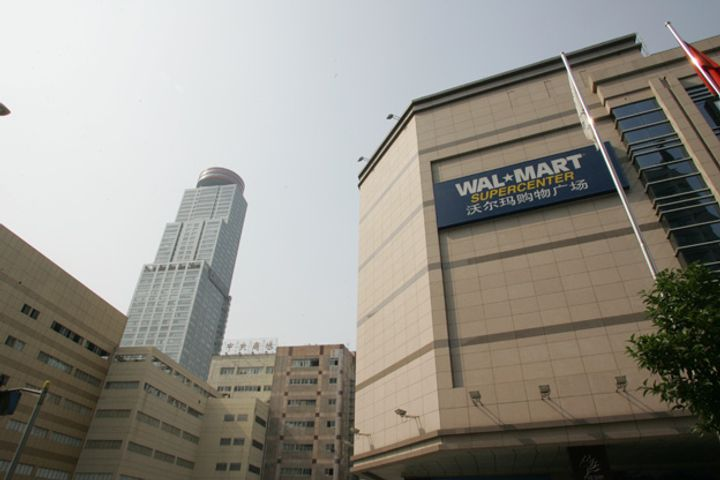 JD Daojia Helps Wal-Mart Deliver 30-Fold Online Sales Growth in One Year