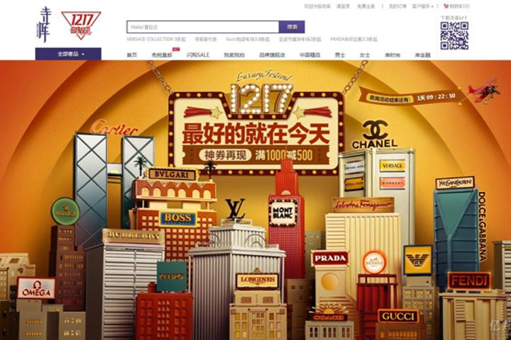 JD Eyes Luxury Retail With Secoo Investment