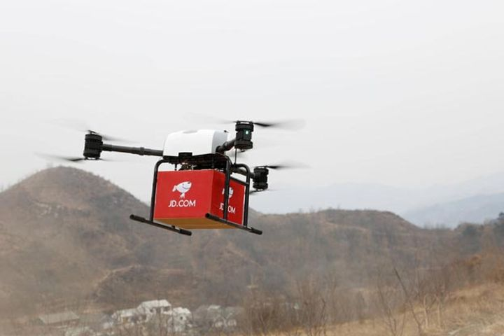 JD Secures China's First Provincial Drone License for Logistics