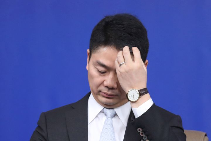 JD.Com CEO's Release Does Not Mean He Is Innocent, US Police Say