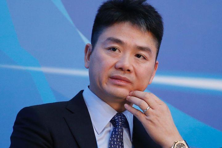 JD.Com's Richard Liu Makes First Public Appearance, 10 Months After US Sex Scandal