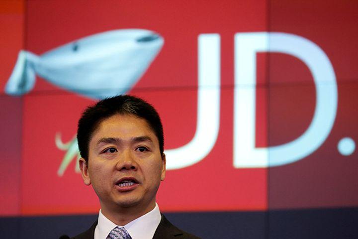 JD.Com Has No Second Fiddle to CEO Richard Liu
