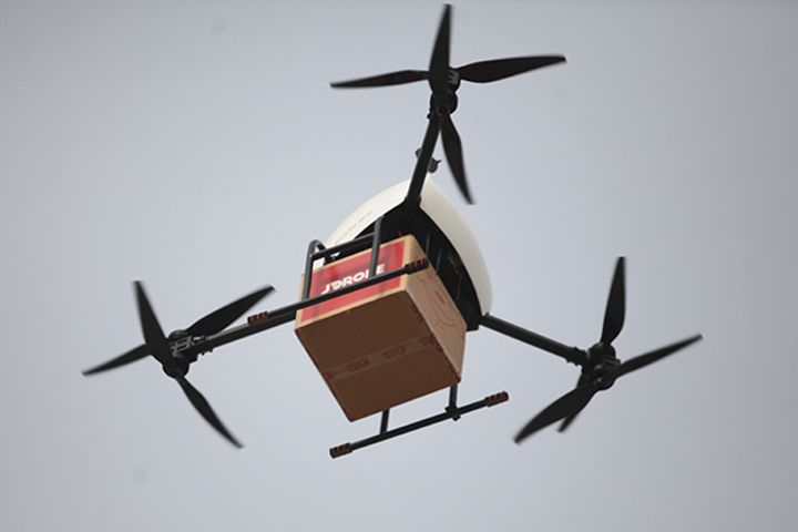 JD.com Plans to Pilot Delivery Drones in Beijing's Southern Outskirts