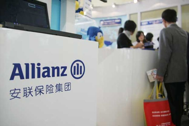 JD.Com to Take 30% Stake in Allianz China, Stamp It With Its Name