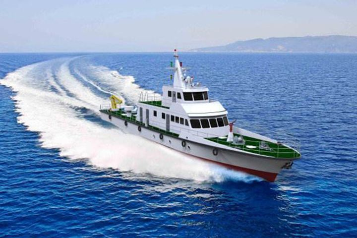 Jianglong Shipbuilding Inks USD26 Million Deal to Make 10 Boats for Nigerian Coastguard