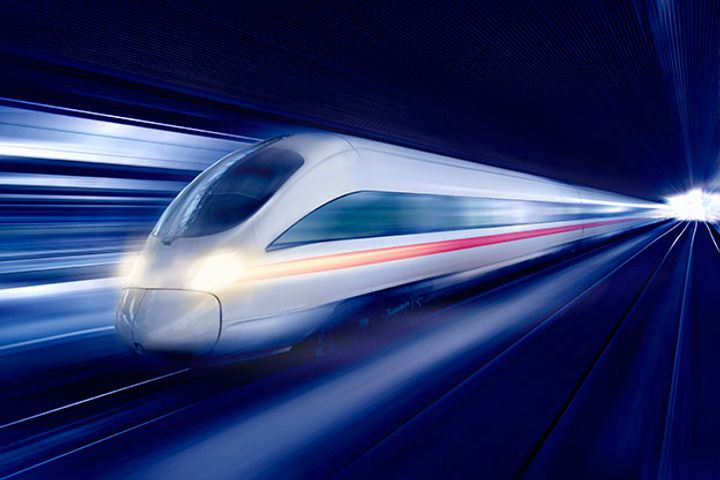 Jiangsu to Build High-Speed Rail Line Cutting Yancheng-Shanghai Travel Time to One Hour
