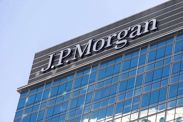 J.P. Morgan's Majority-Owned China Securities Venture Gets Business Permit