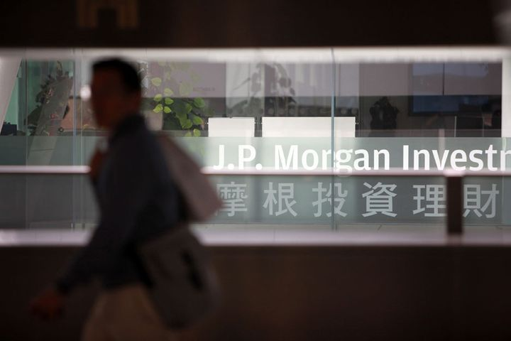 J.P. Morgan May Follow Bloomberg on Chinese Bonds