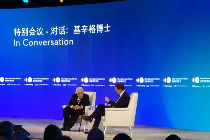 Kissinger Hopes U.S.-China Trade Negotiations Would Succeed