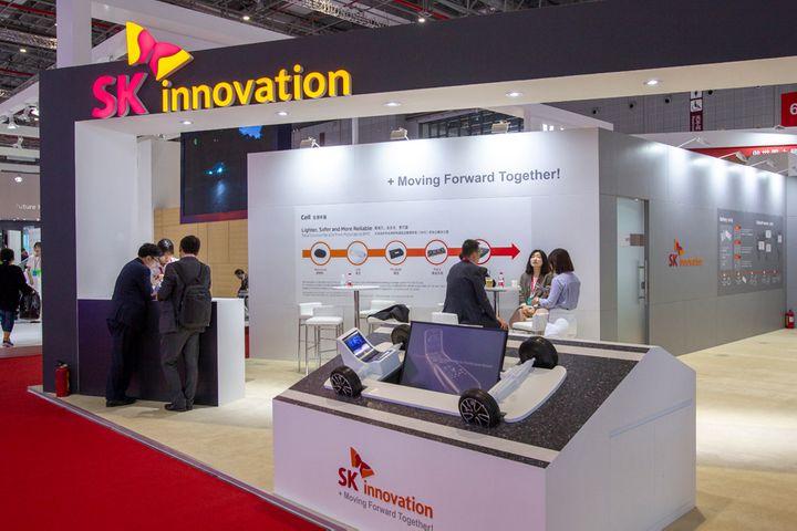 Korean Battery Giant SK to Build USD486 Million China Factory