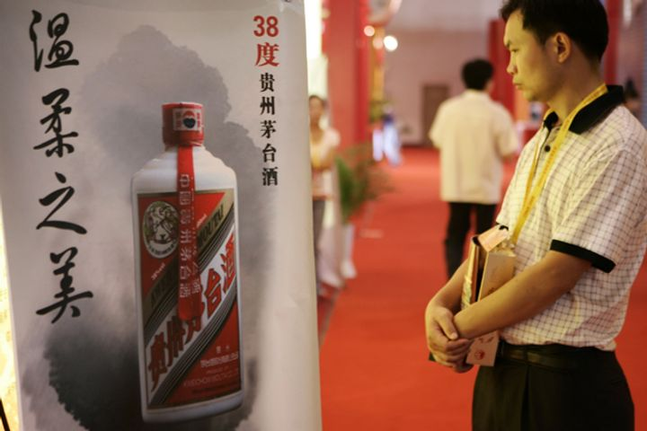 Kweichow Moutai Stock Rises Above USD74.98 to Highest Price Seen on A-Share Market in 20 Years