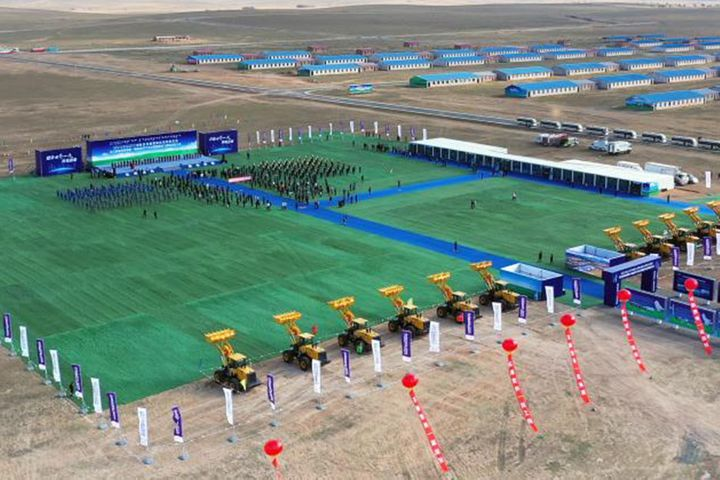 Largest Single-Site Land-Based Wind Project Breaks Ground in North China