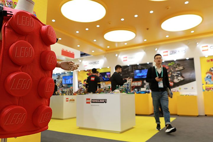 LEGO Group to Introduce Two Spring Festival-Themed Toy Sets Next Year