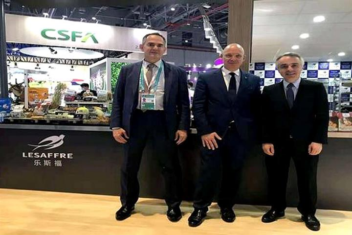 Lesaffre Signs Up for Next Three CIIEs After Landing Big Orders as Yeast Sales Boom