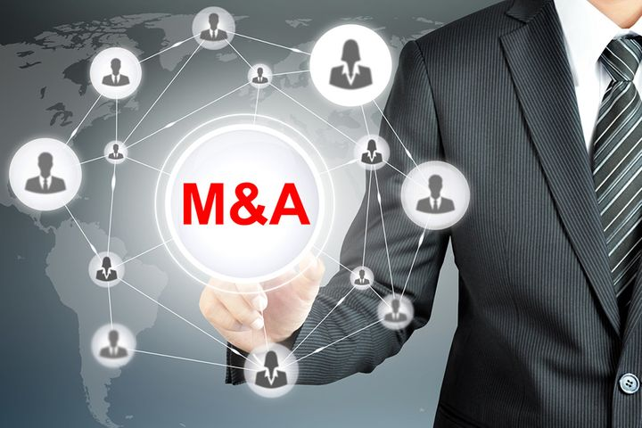 Listed Chinese Firms Spent USD18 Billion on Overseas M&As Last Year