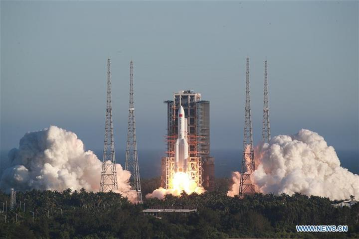Long March-5B Rocket Enables China to Construct Space Station