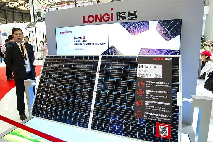 Longi's Shares Rise to All-Time High After Adding Vietnam to Swift Expansion Plans