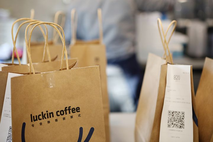Luckin Coffee Opens 3,000th Store on Its Way to Beat Starbucks for China Coffee Dominance
