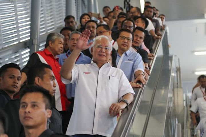 Malaysian Prime Minister Refutes Claims His Country Is Selling Its Sovereignty to China