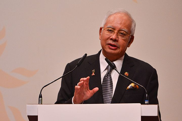 Malaysian Prime Minister Talks Up China's Belt and Road Initiative