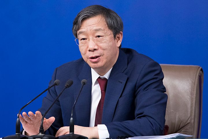 Market Forces Drive Yuan Fluxes, China Central Bank Governor Says