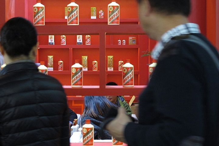 Market Value of China's High-End Liquor Brand Kweichow Moutai Exceeds USD135 Bln