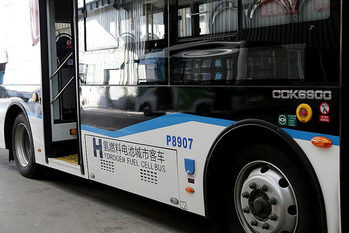 Meijin Energy to Supply 83 Hydrogen Buses to Foshan for USD22.5 Million