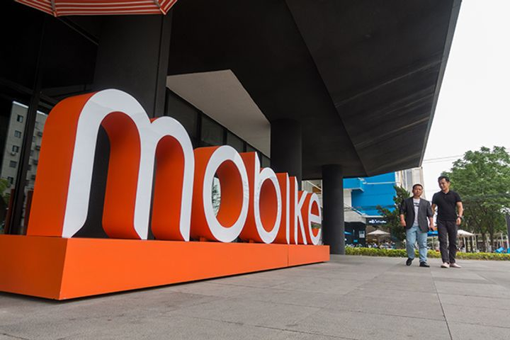 Meituan Completes Mobike Acquisition